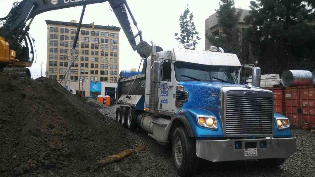 Super Tens Dump Truck California | Heavy Duty Dump Truck